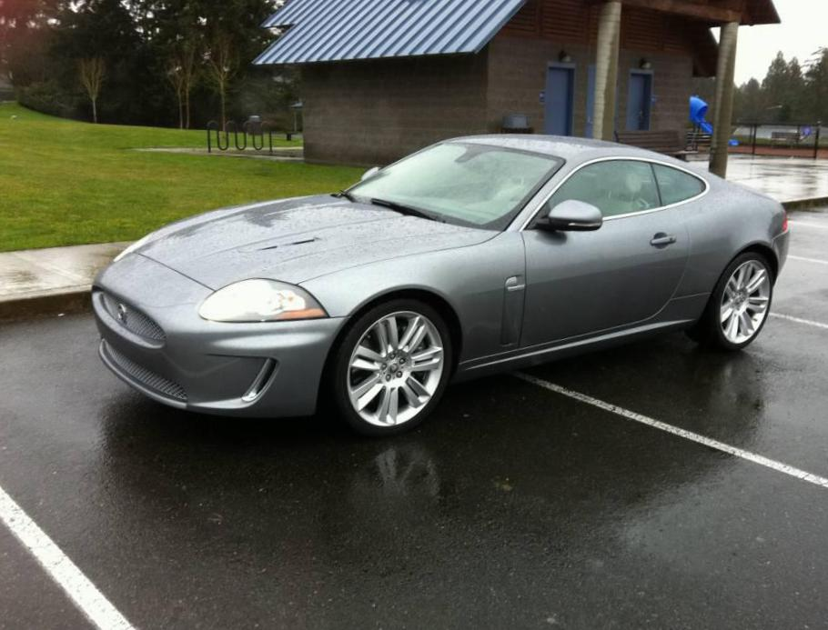 XK Coupe Jaguar tuning coupe