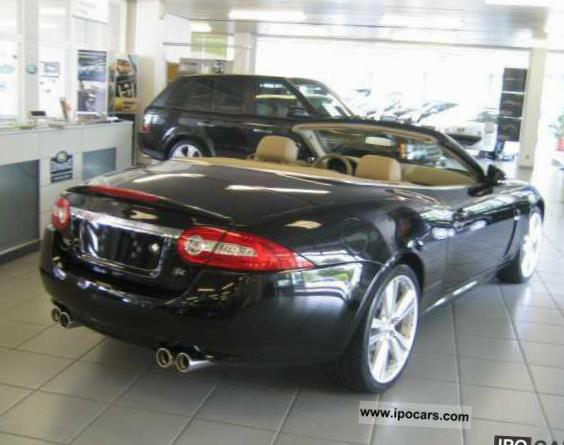 Jaguar XK Cabrio new 2009