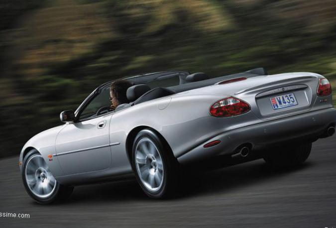 XK Cabrio Jaguar price 2008