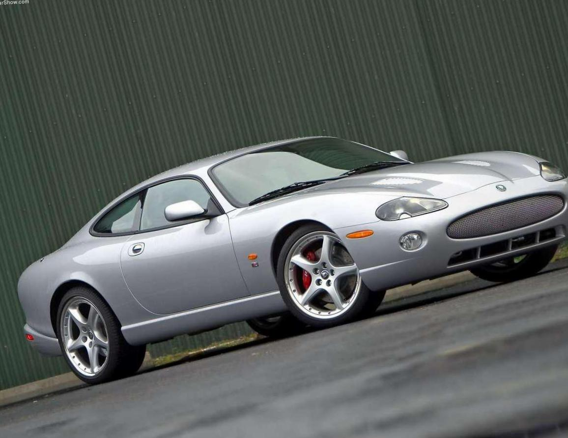 Jaguar XKR Coupe Configuration