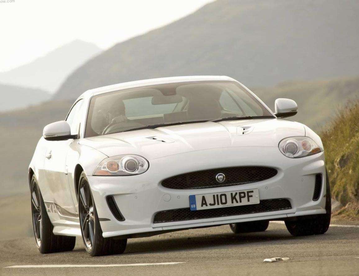 XKR Coupe Jaguar spec pickup