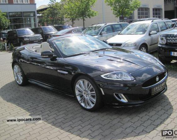Jaguar XKR Cabrio how mach van