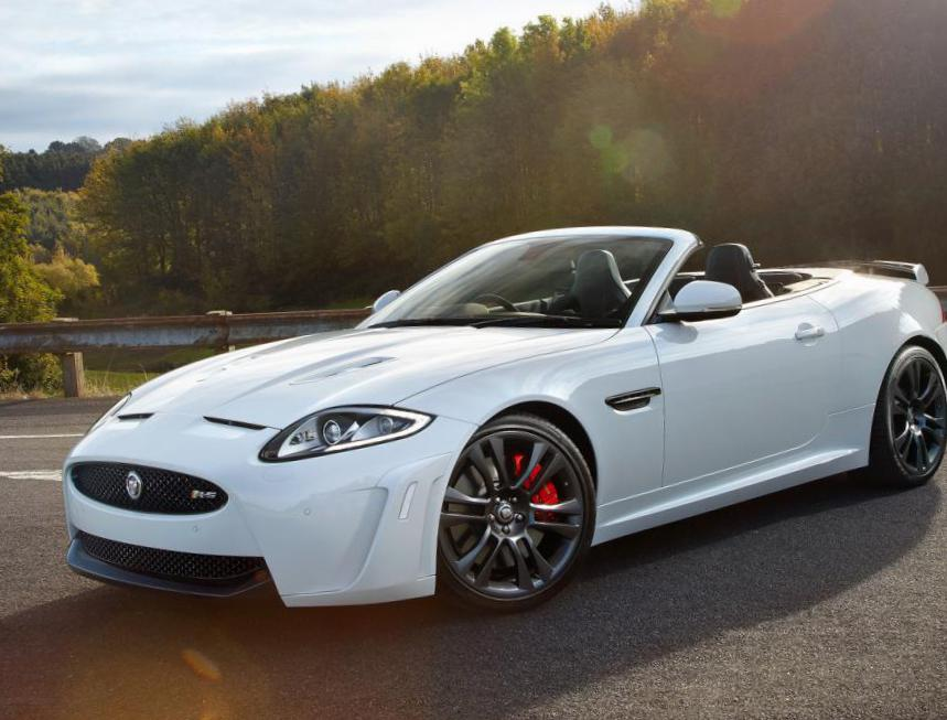 XKR Cabrio Jaguar how mach hatchback
