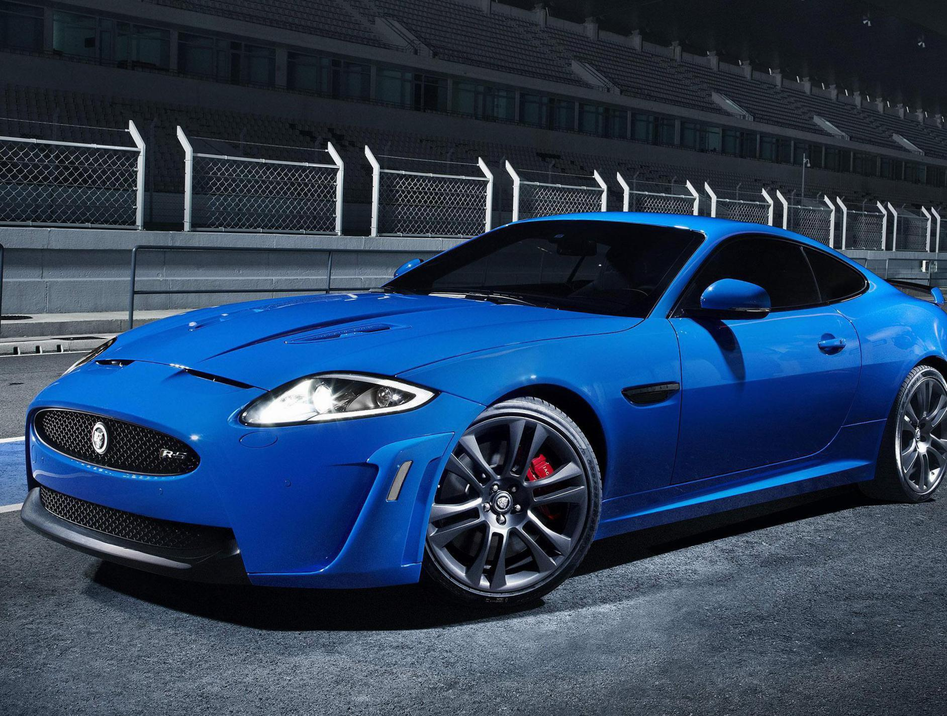 XKR-S Jaguar approved sedan