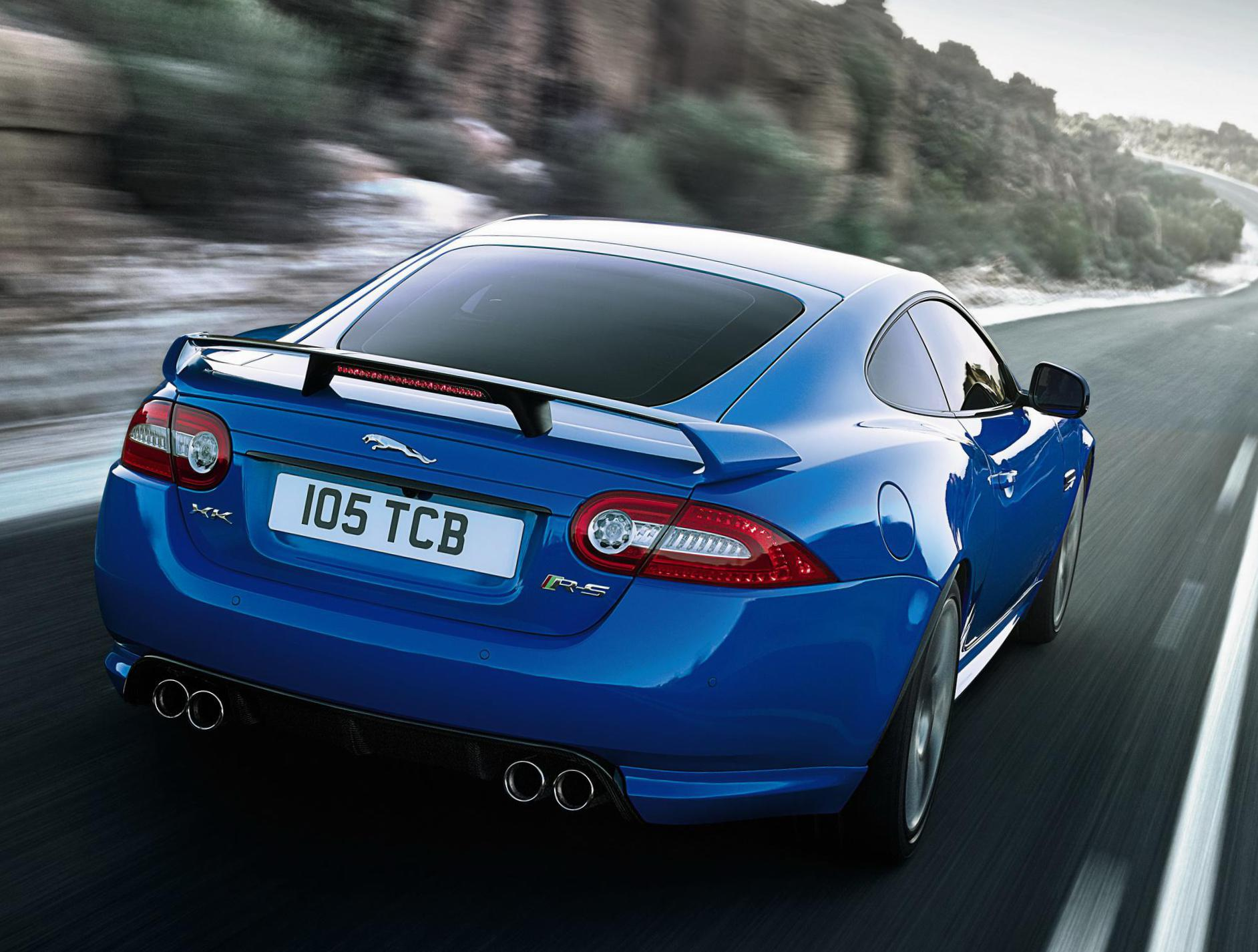 XKR-S Jaguar lease 2010