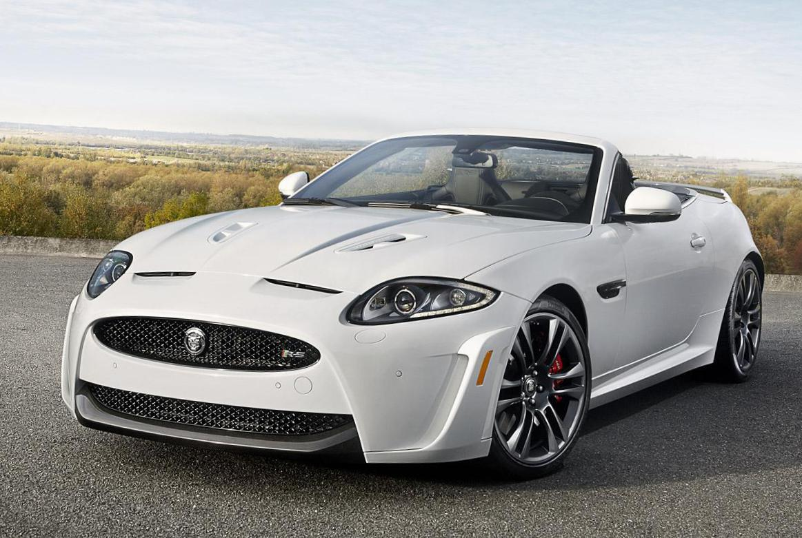 XKR-S Jaguar review 2013