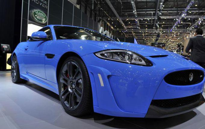 XKR-S Jaguar tuning wagon