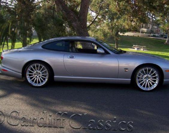 Jaguar XK Coupe prices sedan