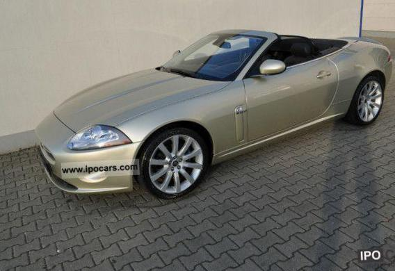 XK Cabrio Jaguar approved 2014