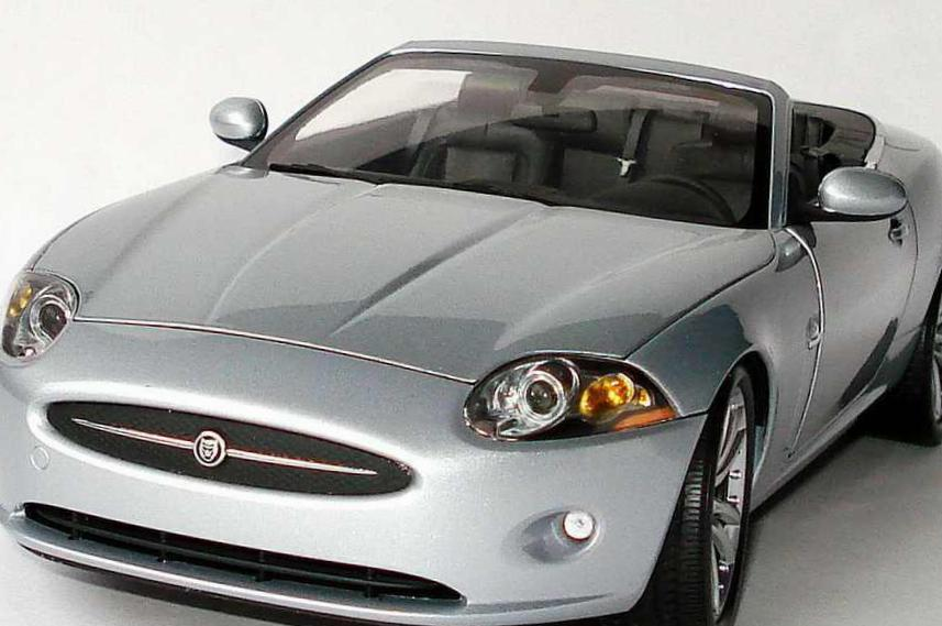 XK Cabrio Jaguar parts 2014