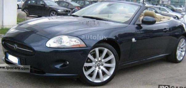 XK Cabrio Jaguar used 2012