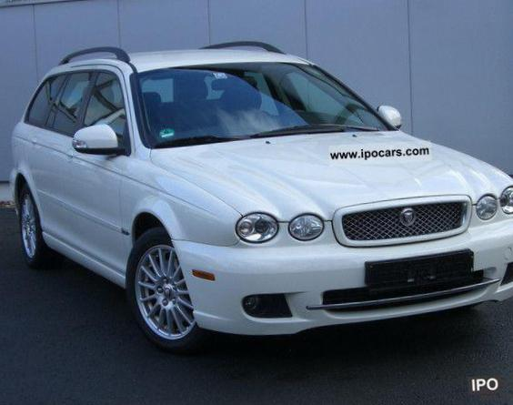X-TYPE Estate Jaguar prices 2008