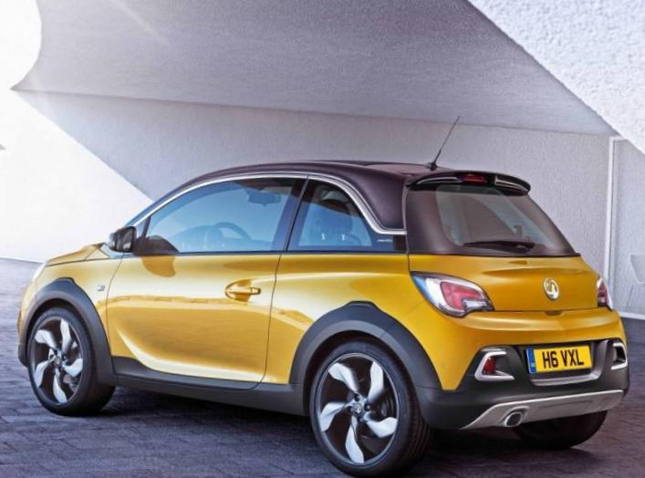 Opel ADAM Rocks review wagon