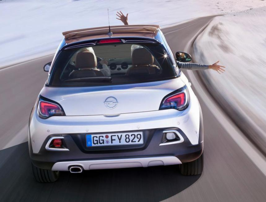 Opel ADAM Rocks sale sedan