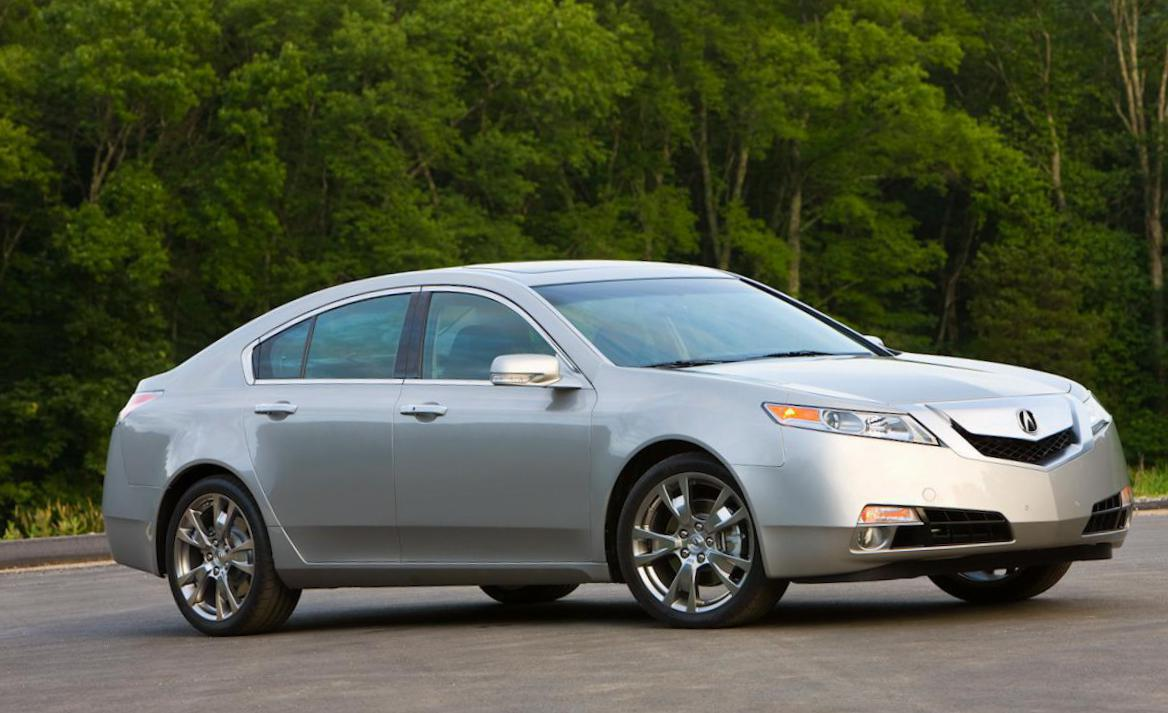Acura TL Specification 2012