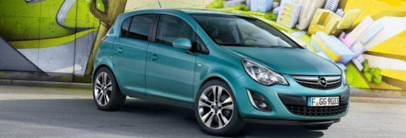 Opel Corsa D 3 doors how mach coupe