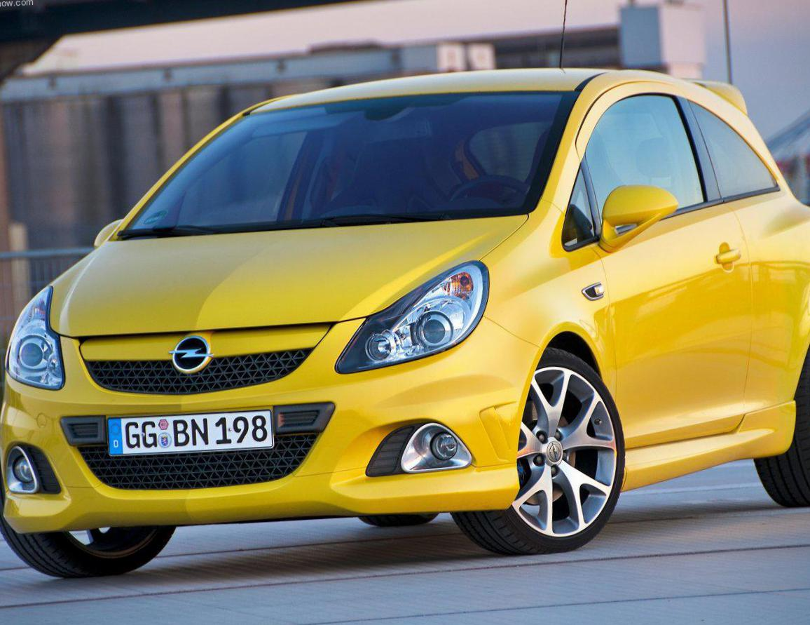Opel Corsa OPC reviews 2011