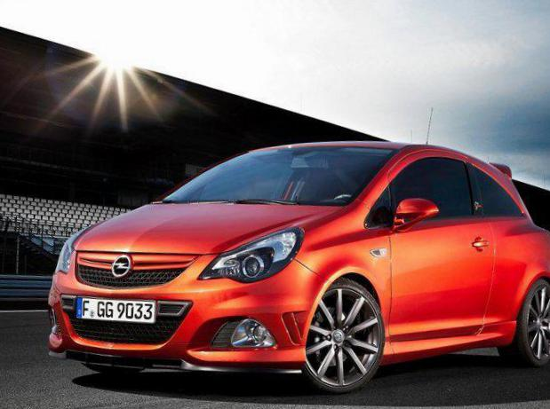 Opel Corsa D 3 doors approved suv