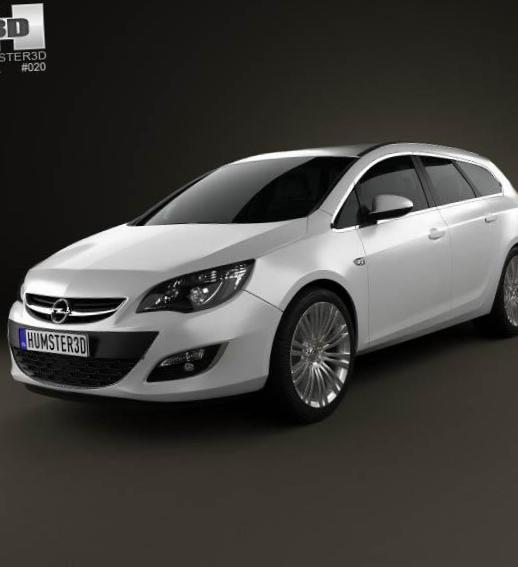 Opel Astra J Sports Tourer sale 2008
