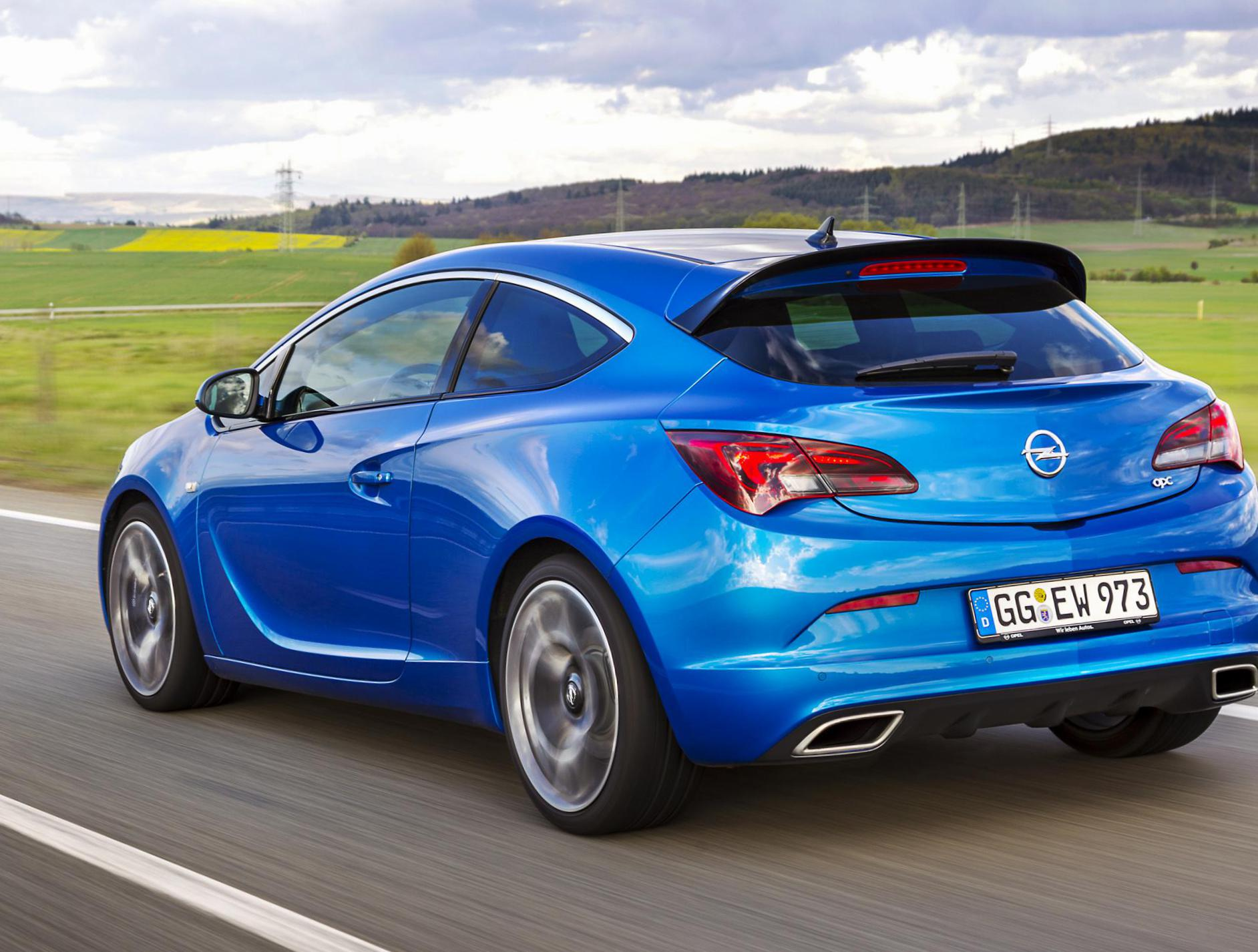 W superbly Opel Astra J OPC Photos and Specs. Photo: Astra J OPC Opel specs YB35