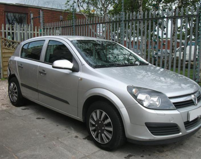 Astra H Hatchback Opel model 2012