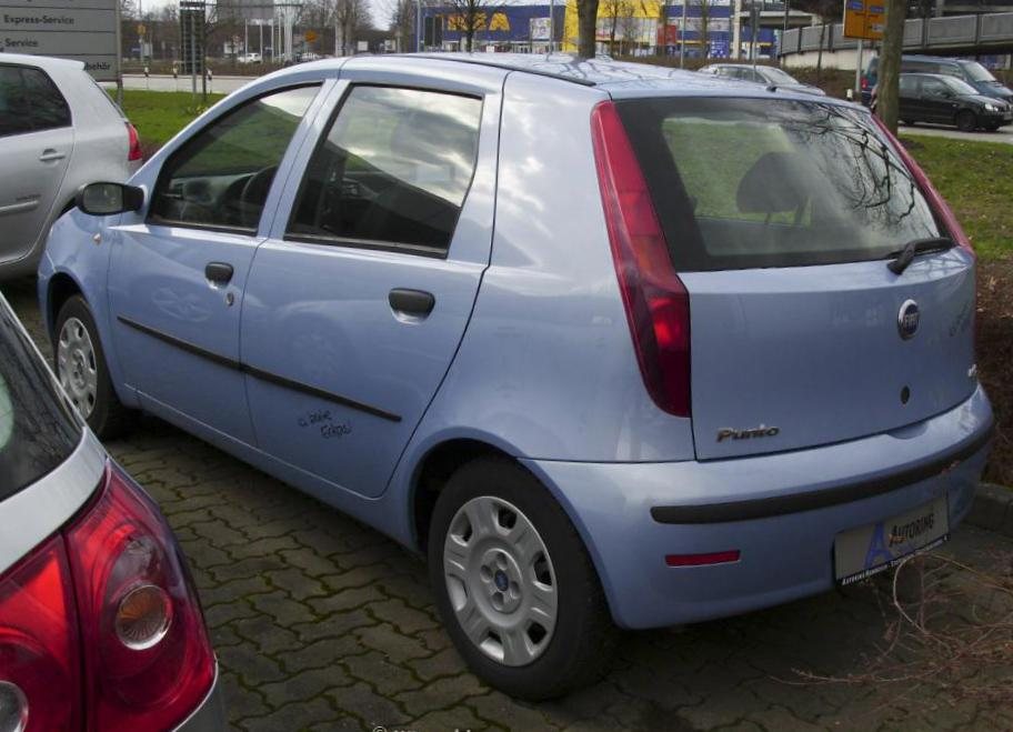 Fiat Punto Classic prices hatchback