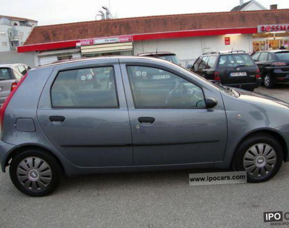Fiat Punto Classic reviews 2012