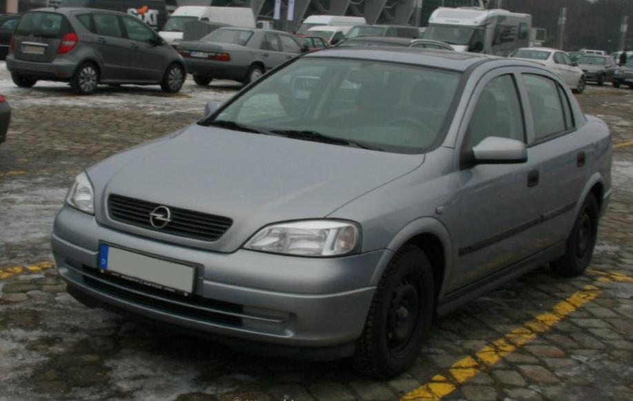 Opel Astra Classic Specification 2014