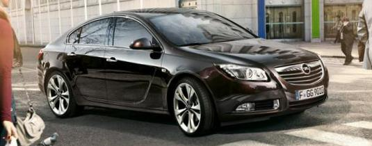 Opel Insignia Notchback price sedan