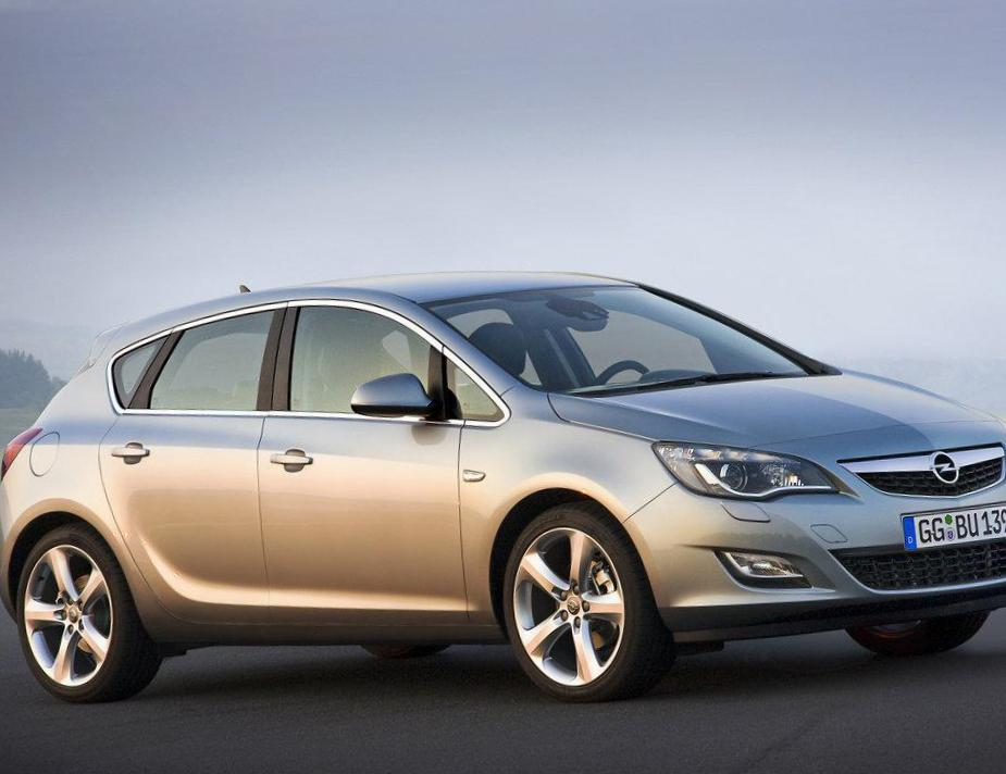 Insignia Hatchback Opel how mach 2009