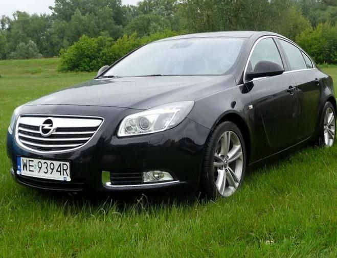 Insignia Hatchback Opel review 2011