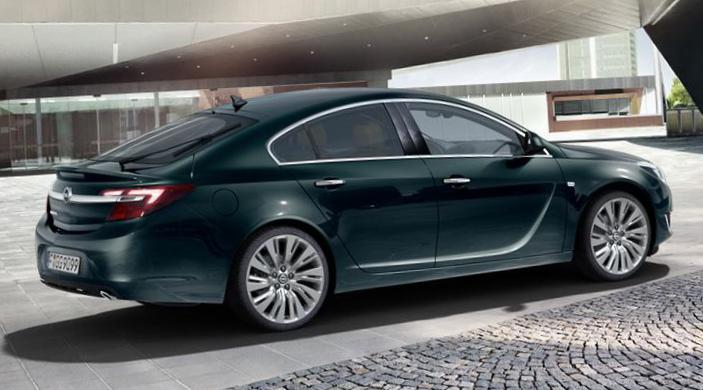 Opel Insignia Hatchback concept 2015