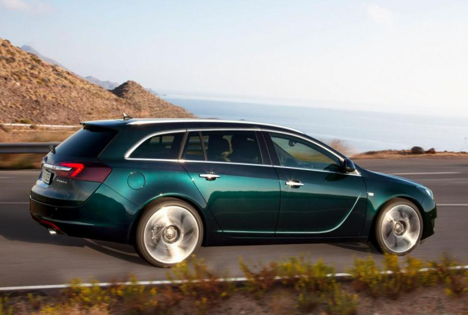 Insignia Sports Tourer Opel approved wagon