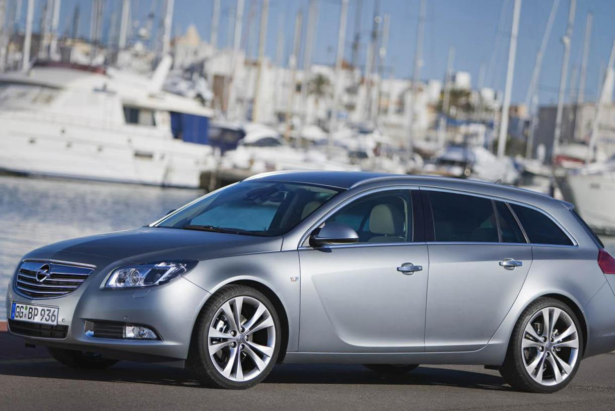Insignia Sports Tourer Opel prices 2013