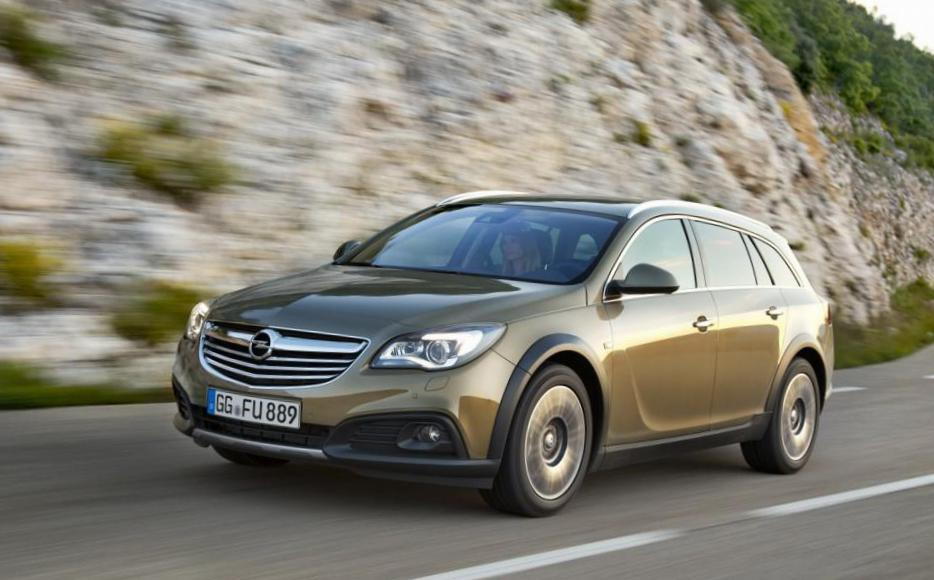 Insignia Country Tourer Opel price wagon