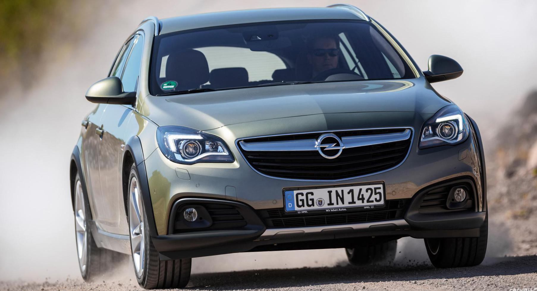 Opel Insignia Country Tourer sale wagon