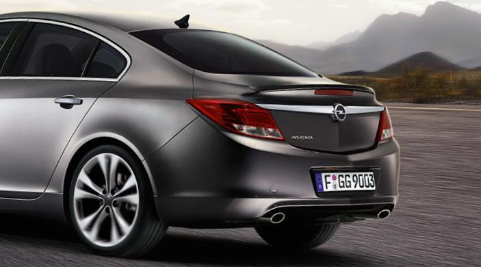Insignia OPC Notchback Opel approved 2013