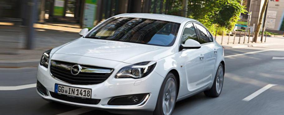Opel Insignia OPC Notchback price 2013