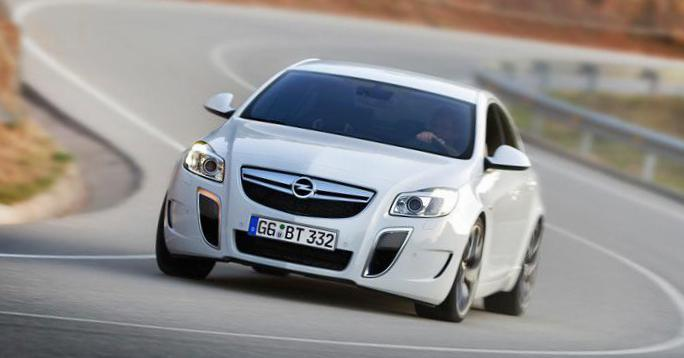 Opel Insignia OPC Notchback reviews 2013