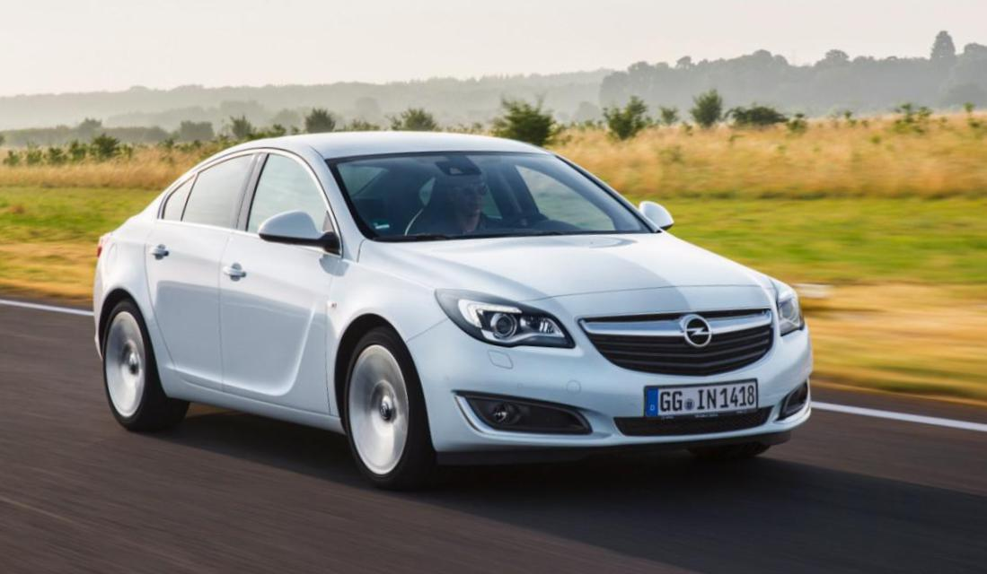 Opel Insignia OPC Notchback Specification sedan