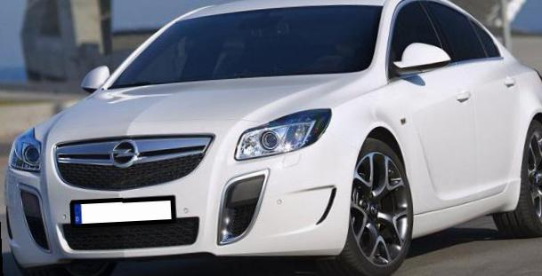 Opel Insignia OPC Notchback used 2013