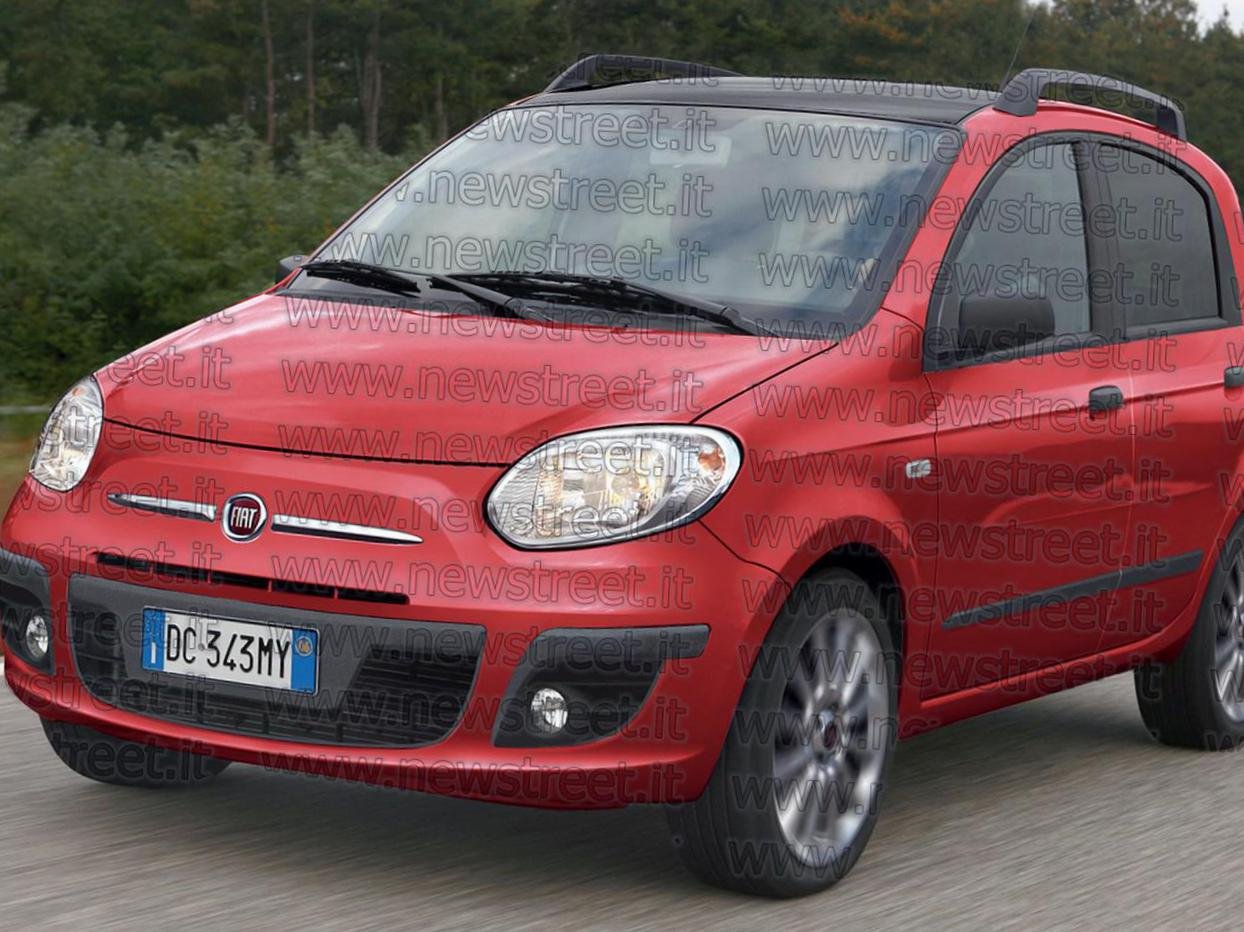Fiat Panda Specifications 2012