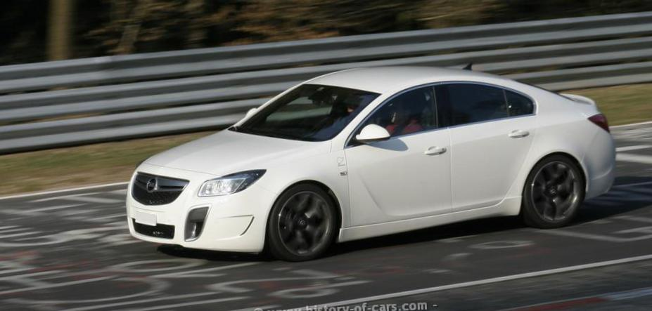 Insignia OPC Hatchback Opel prices 2013