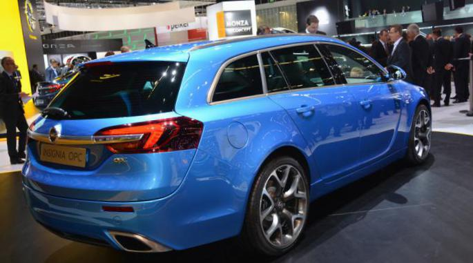 Opel Insignia OPC Hatchback prices 2013