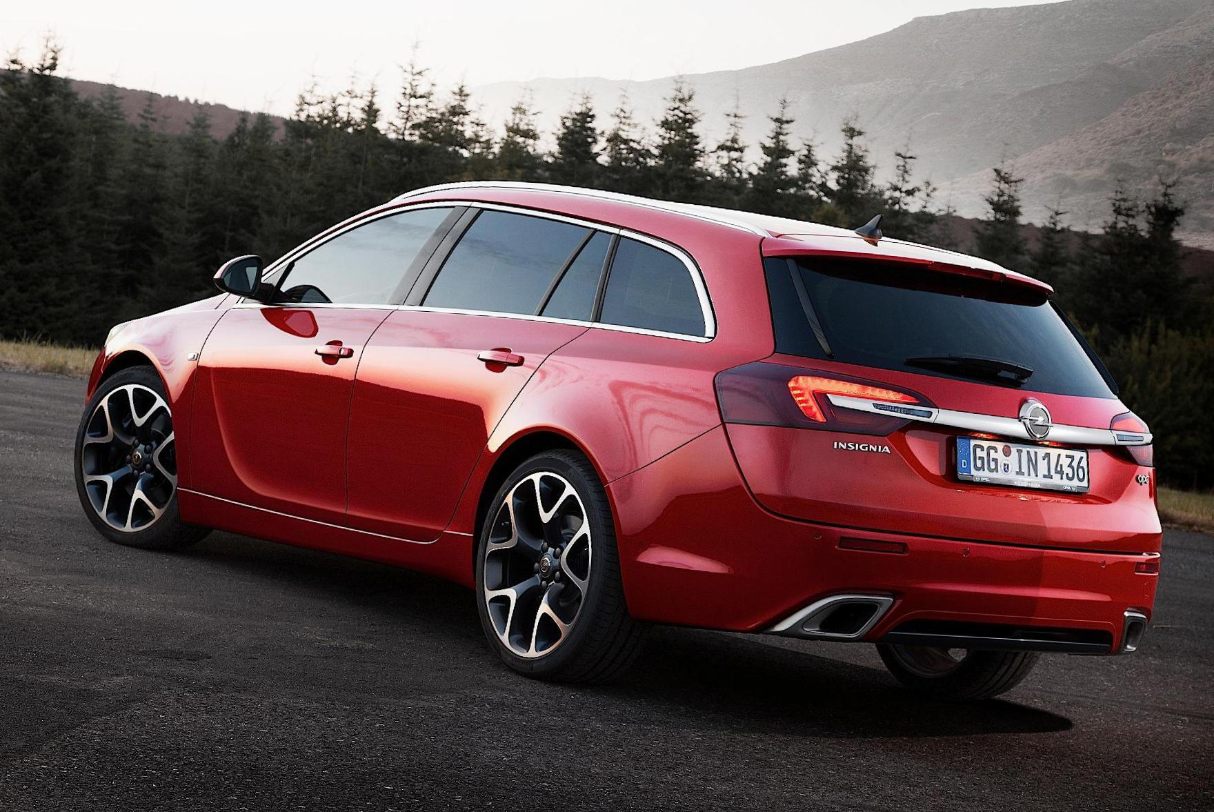 Insignia OPC Sports Tourer Opel specs wagon
