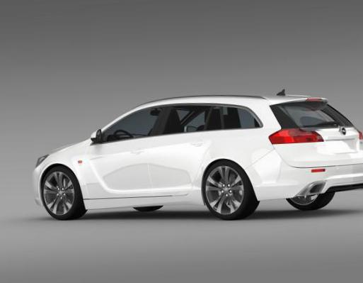 Insignia OPC Sports Tourer Opel usa wagon