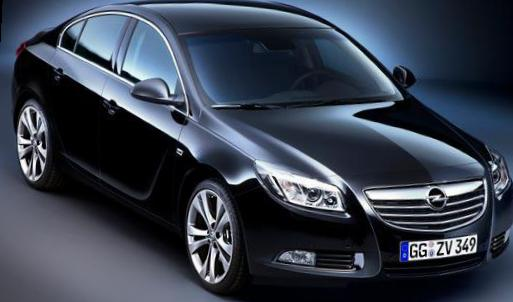 Insignia Notchback Opel for sale 2013