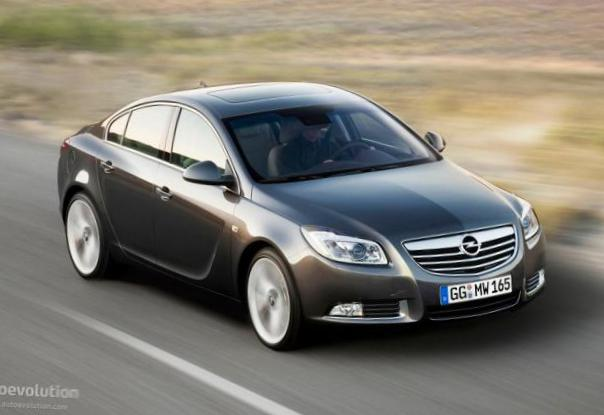 Opel Insignia Hatchback cost 2013