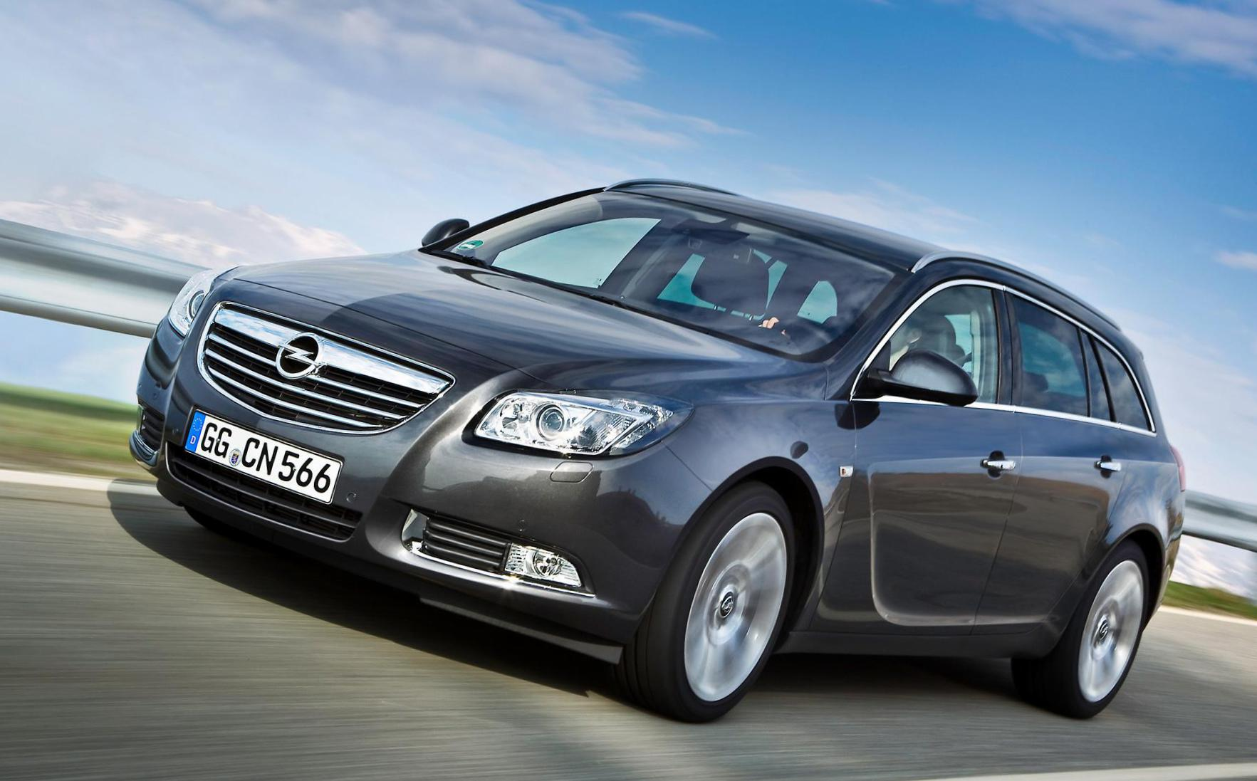 Insignia Sports Tourer Opel specs 2008