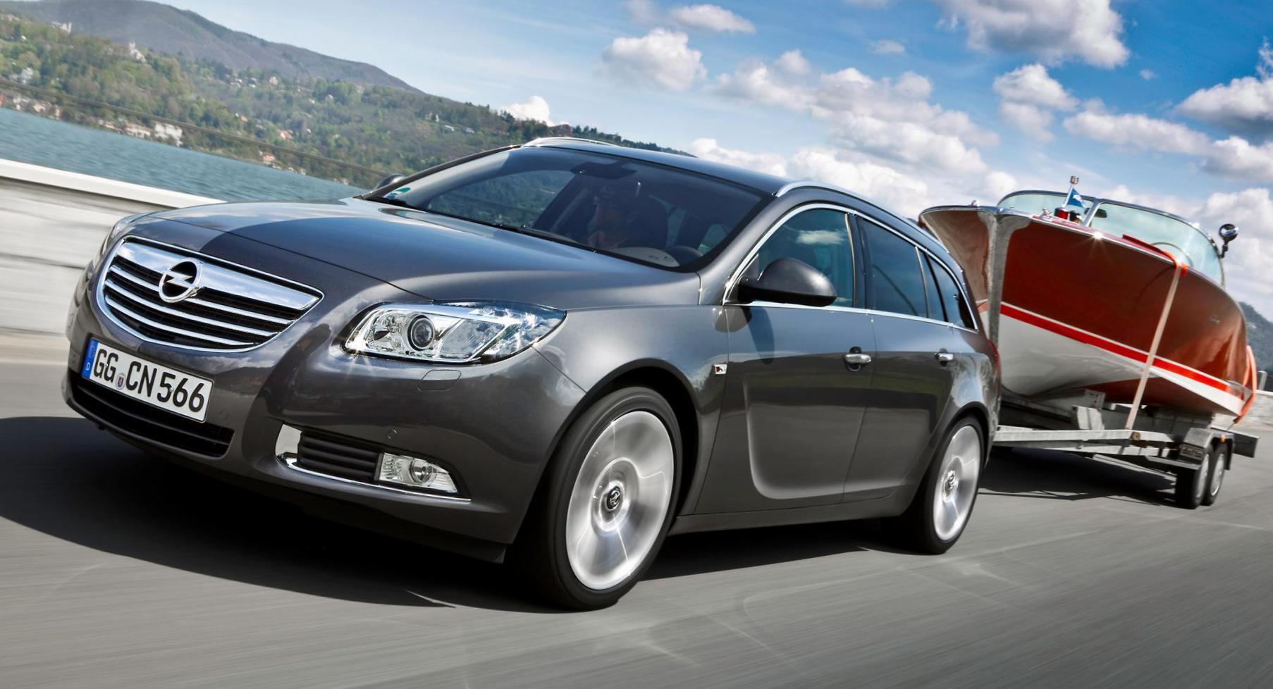 Opel Insignia Sports Tourer prices 2013